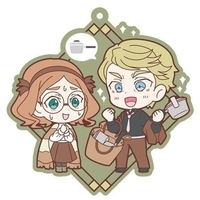 Rubber Strap - Bungou Stray Dogs / Francis Scott Key Fitzgerald