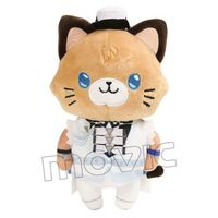 Plush Key Chain - withCAT - Tsukiuta / Fuzuki Kai