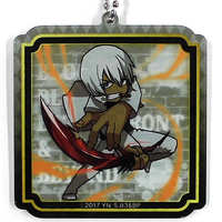 Trading Acrylic Key Chain - Blood Blockade Battlefront / Zap Renfro