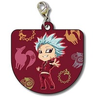 Metal Charm - The Seven Deadly Sins / Ban