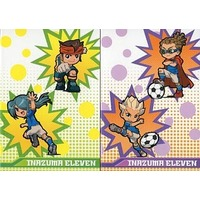 Mini Notebook - Inazuma Eleven Series / Endou & Gouenji & Kazemaru & Kidou