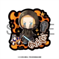 Acrylic Badge - Fire Force / Arthur Boyle
