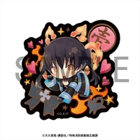 Acrylic Badge - Fire Force / Tamaki Kotatsu