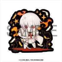 Acrylic Badge - Fire Force