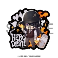 Acrylic Badge - Fire Force / Joker