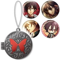 Locket Accessory - AMNESIA / Shin