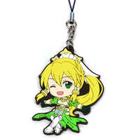 Rubber Strap - Kyun-Chara Illustrations - Sword Art Online / Leafa