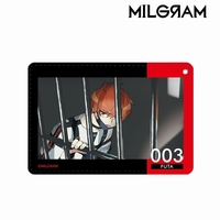 Commuter pass case - MILGRAM