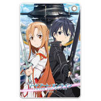 Commuter pass case - Sword Art Online / Asuna & Kirito