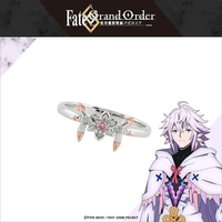 Ring - Fate/Grand Order / Merlin & Gilgamesh (Caster) Size-7