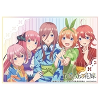 Card Sleeves - The Quintessential Quintuplets