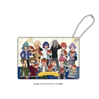 Commuter pass case - Inazuma Eleven Series