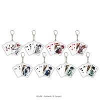 Acrylic Key Chain - K