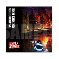 Ticket case - Fire Force