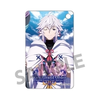 Commuter pass case - Fate/Grand Order / Merlin