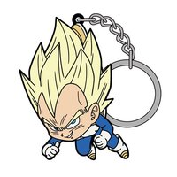 Tsumamare Key Chain - Dragon Ball / Vegeta