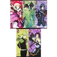 (Full Set) Microfiber Towel - Touken Ranbu