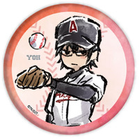Trading Badge - GraffArt - Ace of Diamond / You Shunshin
