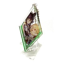 Acrylic Key Chain - GRANBLUE FANTASY / Arthur & Mordred