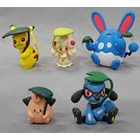 (Full Set) Trading Figure - Pokémon / Pikachu