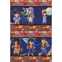 (Full Set) World Collectable Figure - Dragon Ball / Vegeta & Goku & Trunks