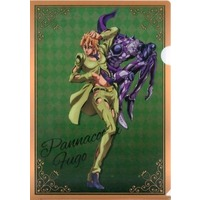 Plastic Folder - Jojo no Kimyou na Bouken / Fugo & Purple Haze