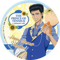 Coaster - Prince Of Tennis / Momoshiro Takeshi