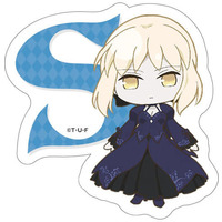 Stickers - Fate/stay night / Saber Alter