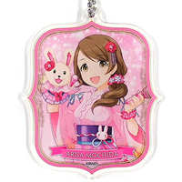 Trading Acrylic Key Chain - IM@S: Cinderella Girls / Mochida Arisa