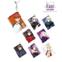 Trading Acrylic Key Chain - Fate/stay night