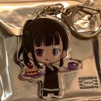 Acrylic Charm - Fire Force / Maki Oze
