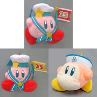 (Full Set) Key Chain - Kirby's Dream Land / Waddle Dee