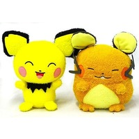 (Full Set) Plushie - Pokémon / Dedenne