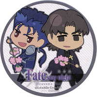 Coaster - Fate/stay night / Kirei & Lancer