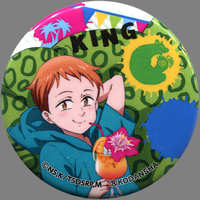 Trading Badge - The Seven Deadly Sins / King