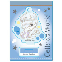 Acrylic stand - Gyugyutto - Sanrio / White Blood Cell