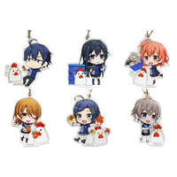 (Full Set) Acrylic Key Chain - OreGairu