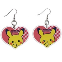 Earrings - Pokémon / Pikachu