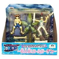 Prize Figure - ONE PIECE / Luffy & Mr.3