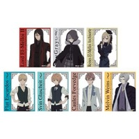 (Full Set) Goods Supplies - Chara Frame - The Case Files of Lord El-Melloi II