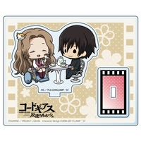 Acrylic stand - Code Geass / Lelouch & Nunnally Lamperouge