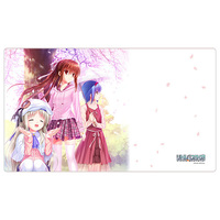 Mouse Pad - Little Busters! / Mio & Rin