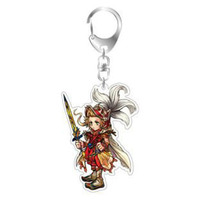 Acrylic Key Chain - Dissidia Final Fantasy / Onion Night