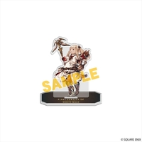 Stand Pop - Acrylic stand - Final Fantasy XI / White Mage