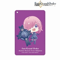 Commuter pass case - Fate/Grand Order / Mash Kyrielight