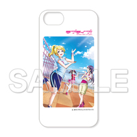 iPhone6 case - iPhone7 case - Smartphone Cover - iPhone8 case - Love Live / Eri & Maki & Nozomi & Nico