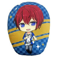 Die-cut Cushion - Ensemble Stars! / Suou Tsukasa
