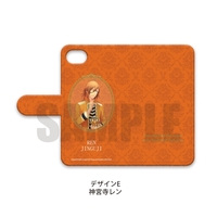 iPhone6 case - iPhone7 case - iPhone8 case - iPhoneSE2 case - UtaPri / Ren Jinguji