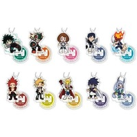 (Full Set) Acrylic Key Chain - My Hero Academia