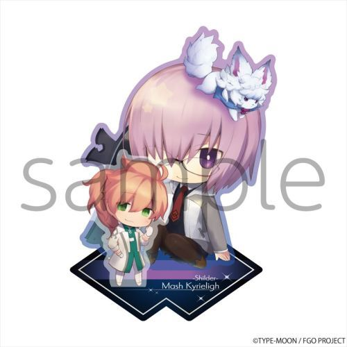 Stand Pop - Acrylic stand - Fate/Grand Order / Mash Kyrielight